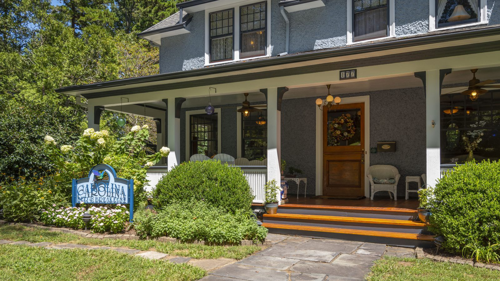 About Carolina Bed Breakfast